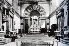interno della chiesa il crocifisso 1940 [800x600]
