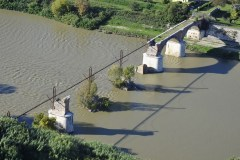 76355 ponte ferroviario calcinaia