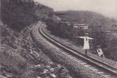 5569volterra ferrovia saline-volterra tronco a cremagliera