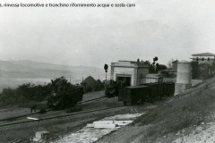 9689volterra rimessa locomotive e tronchino rif.acqua